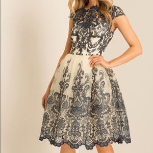 NWT Chi Chi London Kelsey Dress